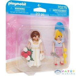 Playmobil: Esküvői Készülődés Duo Pack 70275 (Playmobil, 70275)