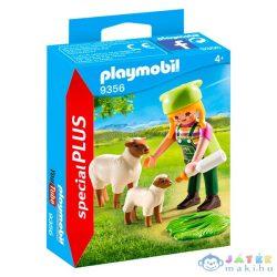 Gazdasszony Bárányokkal - 9356 (Playmobil, 9356)