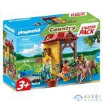 Playmobil: Lovasudvar Kezdő Készlet 70501 (Playmobil, 70501)
