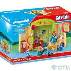 Playmobil: Az Óvodában - Hordozható Játékbox (Playmobil, 70308)