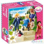 Playmobil Heidi: Clara Apukájával És Rottenmeier Kisasszonnyal 70258 (Playmobil, 70258)