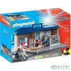 Playmobil: Hordozható Rendőrállomás 5689 (Playmobil, 5689)