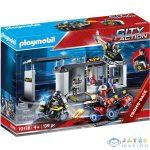 Playmobil: Speciális Egység Hordozható Swat Központ 70338 (Playmobil, 70338)