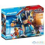 Playmobil Rendőrség: Különleges Robotos Bevetés 70571 (Playmobil, 70571)
