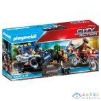 Playmobil Rendőrség: Off-Road Jármű Az Ékszertolvaj Nyomában 70570 (Playmobil, 70570)