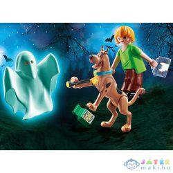 Playmobil: Scooby-Doo!- Scooby & Bozont Szellemmel 70287 (Playmobil, 70287)