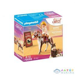 Playmobil Szilaj: Rodeós Abigail 70698 (Playmobil, 70698)