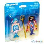 Tenger Királya És Hableány - 70082 (Playmobil, 70082)