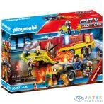 Playmobil: Tűzoltók Bevetésen 70557 (Playmobil, 70557)