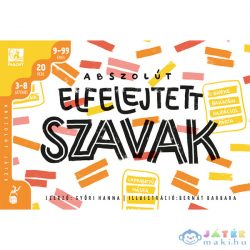 Abszolút Elfelejtett Szavak (Pozsonyi, 5999569270120)
