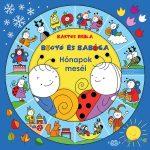 Bartos Erika: Bogyó És Babóca - Hónapok Meséi Kifestőfüzet (Pozsonyi, 9786155883477)