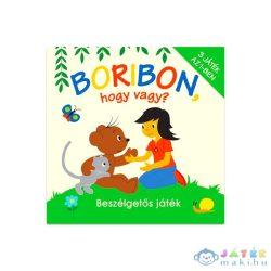 Boribon, Hogy Vagy? 3 Az 1-Ben Beszélgetős Játék (Pozsonyi, 105549)
