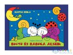 Bartos Erika: Bogyó És Babóca Alszik (Pozsonyi Pagony Kft., 9786155291494)