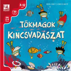 Tökmagok-Kincsvadászat Társasjáték (Pozsonyi, 5999886105952)