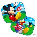 Mickey Egér: 2 Darabos Autós Napellenző (Premium, SN9302 )