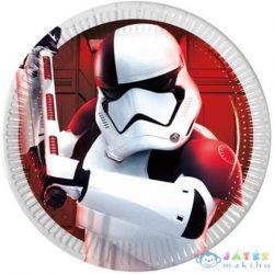 Star Wars: Az Utolsó Jedik Közepes Papírtányér 8Db 20Cm (Procos, 88549P)