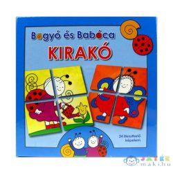 Bogyó És Babóca: Kirakó Játék (Promitor Kft, KM-713410)