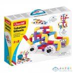 Quercetti: Építs Csövekkel! Autóépító Játékszett (Quercetti, 4185)