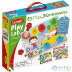 Quercetti: Montessori Csavaros Fejlesztőjáték (Quercetti, 622)
