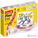 Quercetti: Pixel Evo Lányos Pötyikészlet Hordtáskában (Quercetti, 907)