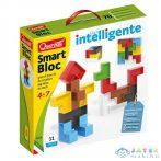 Quercetti: Smart Block Készségfejlesztő Építőjáték 11Db-os (Quercetti, 4024Q)
