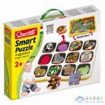 Quercetti: Vadállatos Mágneses Puzzle 12Db-os (Quercetti, 0232Q)