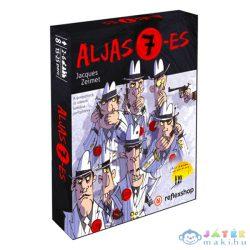 Aljas 7-Es Kártyajáték (Reflexshop, DHDIEF7)