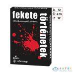 Fekete Történetek Kártyajáték (Reflexshop, YC-MSEBS)