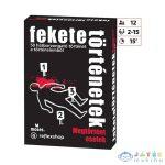 Fekete Történetek: Megtörtént Esetek Kártyajáték (Reflexshop, YC-MSEBSRCE)
