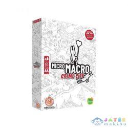 Micromacro: Crime City Társasjáték (Reflexshop, PEGMMCC)