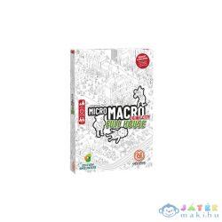 Micromacro: Full House Társasjáték (Reflexshop, PEGMMCC2)
