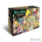 Rick & Morty: Emrickmások Kártyajáték (Reflexshop, RM19HU)