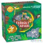 Szédült Szafari Társasjáték (Reflexshop, HU22321)