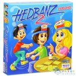 Hedbanz 2 Társasjáték Gyerekeknek (Régió, 25181)