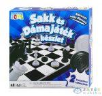 Sakk És Dámajáték Készlet (, GM27011)