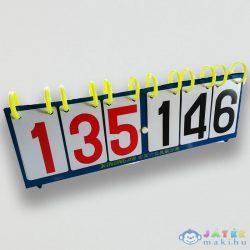 Eredményjelző, Univerzális, Asztali, Fémházas-Papír, 0-999, Salta (Salta, 113071)