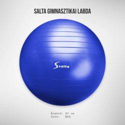 Gimnasztikai Labda Kék, Pvc, 85 Cm, Salta (Salta, 110251)
