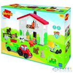 Abrick: Farm Építőjáték (Simba, 760003021)