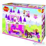 Abrick: Kastély Hercegnővel Építőjáték (Simba, 760003012)