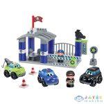 Abrick: Rendőrségi Állomás Építőjáték (Simba, 7600003015)