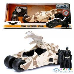 Batman: Tumbler Batmobile Camo 1:24 Fémautó (Simba, 253215006)