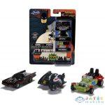 Dc Batman: Classic Tv Series Mini Kisautó Szett, 3 Db-os (Simba, 253211001)