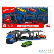 Dickie Toys : Autószállító Kamion - 2 -Féle (Simba, 203745008)
