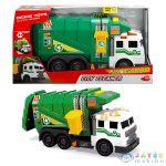 Dickie: Újrahasznosító Jármű - 39 Cm, Zöld (Simba, 203308378)