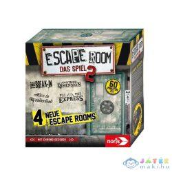 Escape Room: The Game 2.0 Szabadulós Társasjáték (Simba, 606101891006)