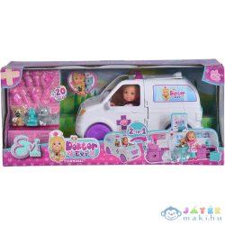 Évi Love: 2 Az 1-Ben Állatmentő Autó Játékszett (Simba, 105733488)