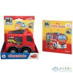 Mi Micsoda: Tűzoltóság - Könyv És Kisautó (Simba, 203812009006)
