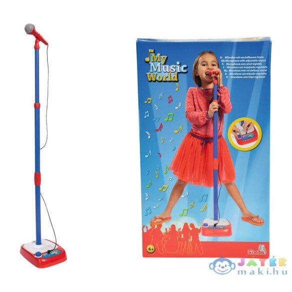 My Music World Állómikrofon, (Simba Toys, 106830402)