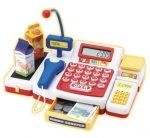 Pénztárgép Scannerrel, (Simba Toys, s-104525700)