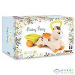 Smoby: Baby Póni Lovacska Bébijárgány - Utánfutó Játéktárolóval (Simba, 721500)